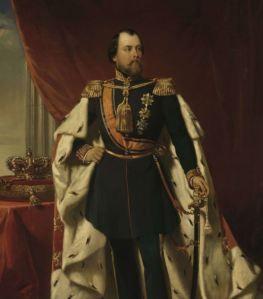 Dutch king William iii