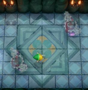 Shadow clones Genie the Legend of Zelda Link's Awakening Nintendo Switch Remake