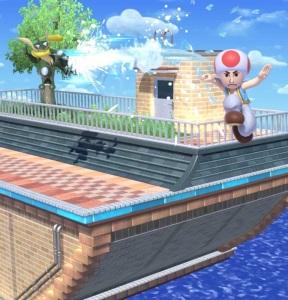 Toad costume Mii Brawler super Smash Bros ultimate Nintendo Switch