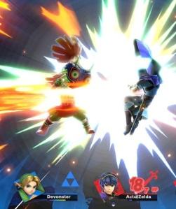 Final Smash Mii Brawler super Smash Bros ultimate Nintendo Switch