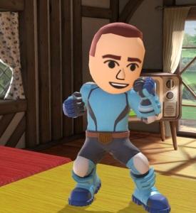 Mii Brawler super Smash Bros ultimate Nintendo Switch