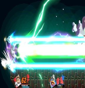 Final Smash Mii Gunner super Smash Bros ultimate Nintendo Switch