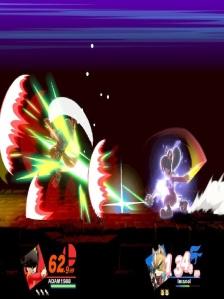 Final Smash Mii Swordfighter super Smash Bros ultimate Nintendo Switch