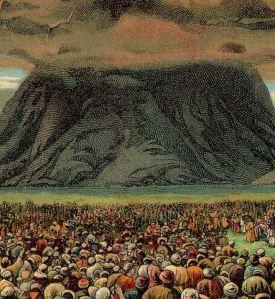 Mount Sinai old testament Bible