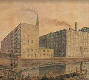 Factory Manchester England