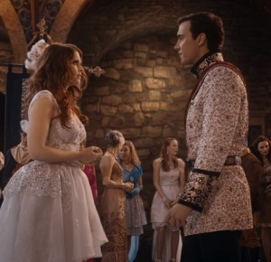 Ariel falls in love with prince Eric once upon a time ABC JoAnna Garcia