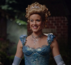 Cinderella once upon a time ABC