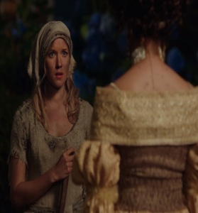 Fairy godmother meets Cinderella once upon a time ABC
