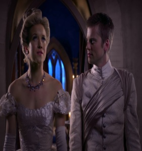 Wedding night for Cinderella once upon a time ABC