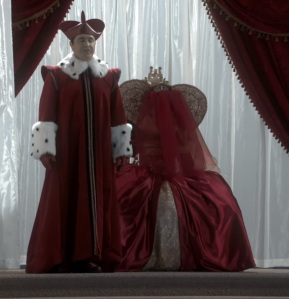 Cora queen of hearts wonderland once upon a time ABC