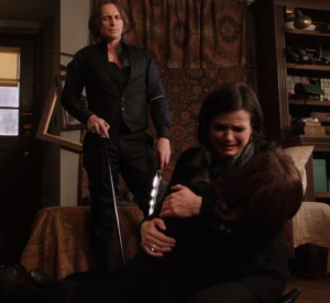 Cora dies once upon a time ABC