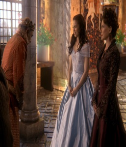 Cora introducing regina to leopold once upon a time ABC