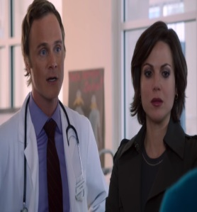 Dr Whale and Regina Mills once upon a time ABC