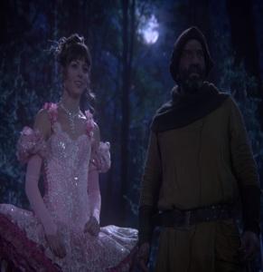 Nova fairy and Grumpy Leroy once upon a time ABC