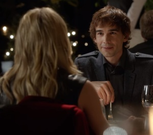 Walsh has dinner with Emma Swan once upon a time Christopher Gorham