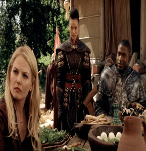 Mulan Emma Swan and lancelot once upon a time ABC Jamie chung