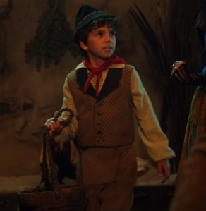 Young Geppetto marco once upon a time ABC