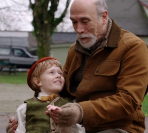 Pinocchio becomes boy again Geppetto marco once upon a time ABC
