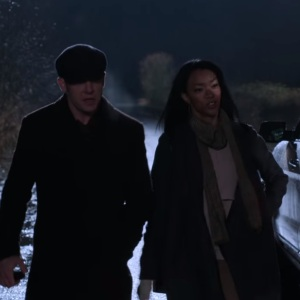 Greg Mendell and Tamara Once upon a time Ethan Embry