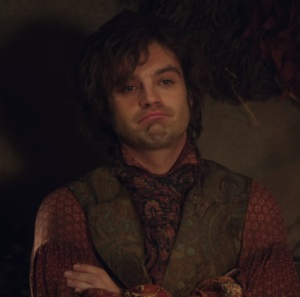 Mad Hatter Jefferson once upon a time ABC Sebastian Stan