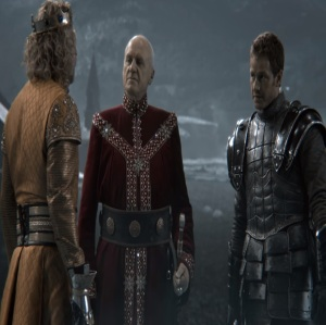 Prince James and King George talk to king midas once upon a time ABC