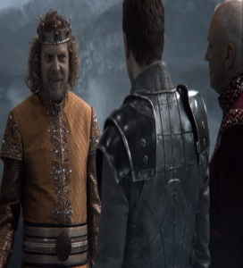 King midas talking with King George once upon a time ABC