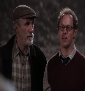 Geppetto marco and Archie once upon a time ABC