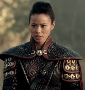 Mulan once upon a time ABC Jamie chung