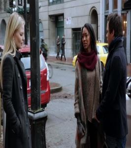 Tamara meets Emma Swan Once upon a time Sonequa Martin-Green
