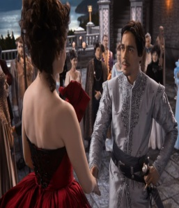 Cora marries Prince Henry Once Upon A time ABC