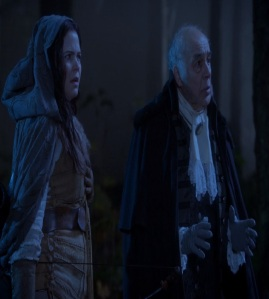 Snow White and Prince Henry Once Upon A time ABC