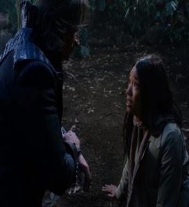 Rumpelstiltskin kills Tamara Once upon a time Sonequa Martin-Green