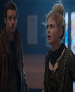 Tinkerbell and Neal Cassidy once upon a time ABC Rose McIver