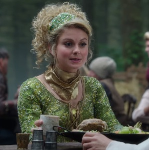 Tinkerbell once upon a time ABC Rose McIver