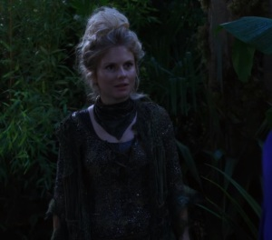 Tinkerbell in Neverland once upon a time ABC Rose McIver