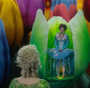 Tinkerbell talks to Blue once upon a time ABC Rose McIver