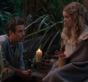 Wendy Darling reunites with baelfire once upon a time Freya Tingley