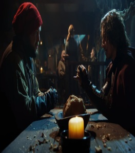 William Smee makes a deal with Rumplestiltskin once upon a time ABC Chris Gauthier
