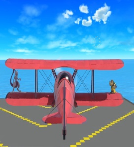 Pilotwings Stage super Smash Bros ultimate Nintendo Switch