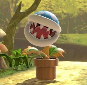Piranha plant super Smash Bros ultimate Nintendo Switch