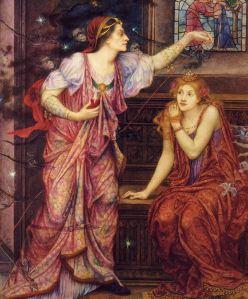 Eleanor of Aquitaine vs Rosamund Clifford