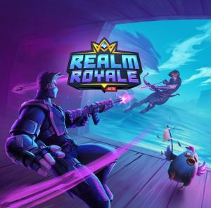 Realm Royale Nintendo Switch pc Xbox one PS4