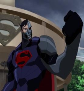 Cyborg superman Reign of the Supermen