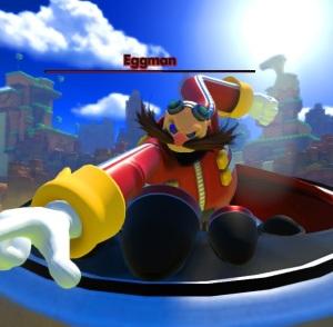 Dr robotnik Eggman egg dragoon sonic forces Nintendo Switch Xbox One PS4 Sega
