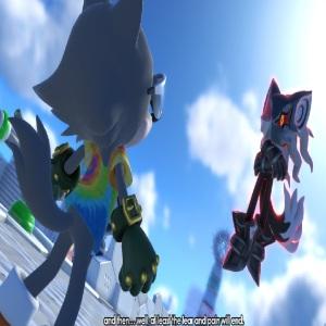 Recruit vs Infinite sonic forces Nintendo Switch Xbox One PS4 Sega