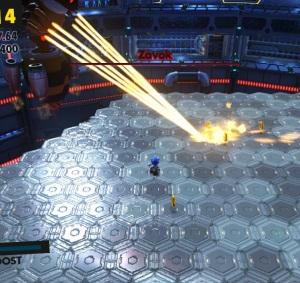 Laser beam Zavok sonic forces Nintendo Switch Xbox One PS4 Sega