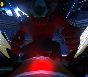 Boss Zavok sonic forces Nintendo Switch Xbox One PS4 Sega