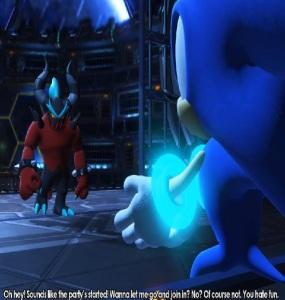 Zavok sonic forces Nintendo Switch Xbox One PS4 Sega