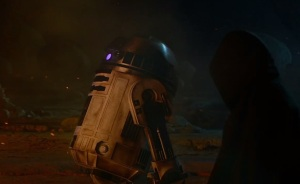 R2-D2 Star Wars The Force Awakens