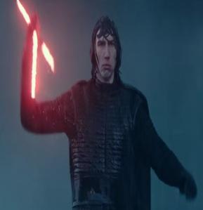 Kylo ren hunts emperor Palpatine Star Wars The Rise of Skywalker Adam driver